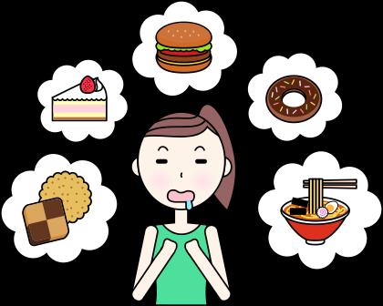 「食欲 イラスト」の画像検索結果